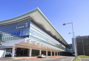 羽田空港第3ターミナルの写真素材 [FYI04769191]