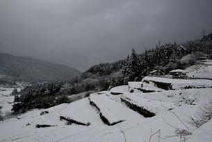 雪景色の写真素材 [FYI04769263]