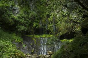 不易の滝の写真素材 [FYI04769350]