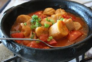 ブラジル料理のムケッカの写真素材 [FYI04769488]