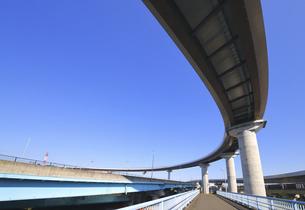 東関東自動車道 高谷ジャンクションの写真素材 [FYI04769518]