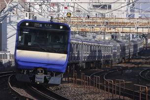 総武快速線・横須賀線用 E235系1000番台の写真素材 [FYI04769602]