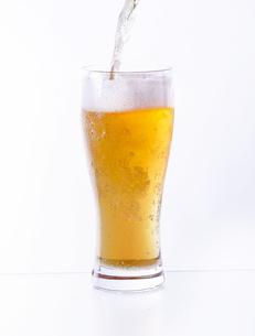 グラスビールの写真素材 [FYI04769859]
