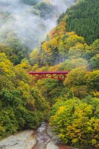 松川渓谷の写真素材 [FYI04770009]