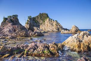 浦富海岸の写真素材 [FYI04770132]