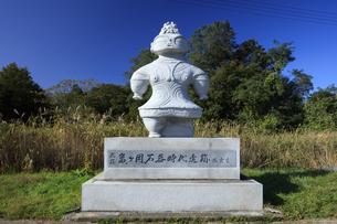 亀ヶ岡石器時代遺跡の写真素材 [FYI04770838]