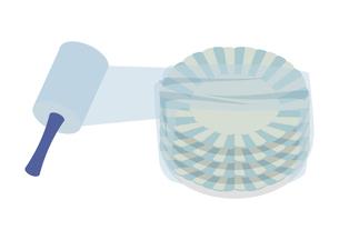 ハンディラップの使い方のイラスト素材 [FYI04771034]