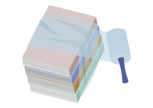 ハンディラップの使い方のイラスト素材 [FYI04771035]