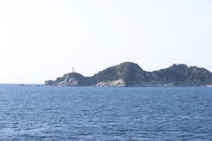 佐田岬半島の佐田岬灯台の写真素材 [FYI04771627]