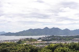 厳島(宮島)の写真素材 [FYI04771645]