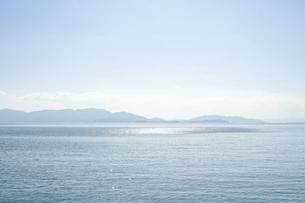 牛窓の海の写真素材 [FYI04771650]