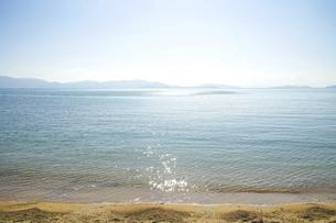 牛窓の海の写真素材 [FYI04771651]