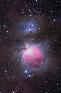 オリオン大星雲の写真素材 [FYI04772052]