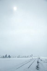 雪景の写真素材 [FYI04772826]