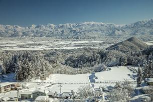 冬景色の写真素材 [FYI04772858]