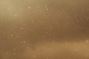 舞う雪の写真素材 [FYI04772975]