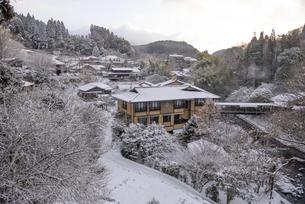 熊本県 黒川温泉 の写真素材 [FYI04773602]