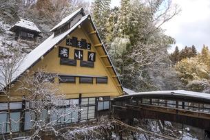 熊本県 黒川温泉 ふもと旅館の写真素材 [FYI04773604]