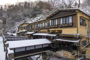 熊本県 黒川温泉の写真素材 [FYI04773605]