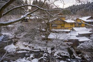 熊本県 黒川温泉の写真素材 [FYI04773606]