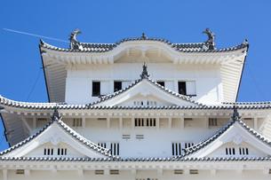 新生姫路城の写真素材 [FYI04773974]