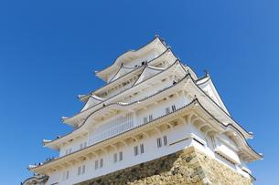 新生姫路城の写真素材 [FYI04773977]
