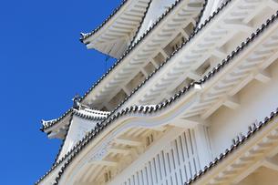 新生姫路城の写真素材 [FYI04773980]