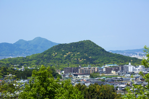 大和三山の畝傍山の写真素材 [FYI04774067]