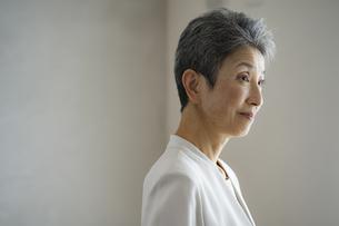 日本人シニア女性の写真素材 [FYI04774806]