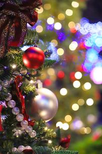 クリスマスツリーの写真素材 [FYI04774935]