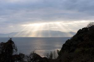 牛窓の海の写真素材 [FYI04775097]