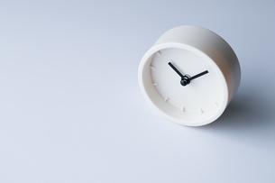 置時計の写真素材 [FYI04775174]