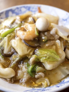 中華丼の写真素材 [FYI04776216]