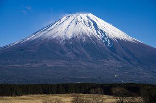 富士山と凧の写真素材 [FYI04776660]