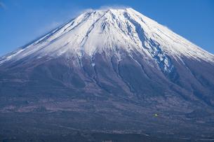 富士山と凧の写真素材 [FYI04776661]