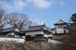 備中松山城の写真素材 [FYI04776862]
