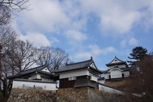 備中松山城の写真素材 [FYI04776864]