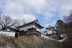 備中松山城の写真素材 [FYI04776866]