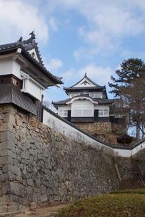 備中松山城の写真素材 [FYI04776867]