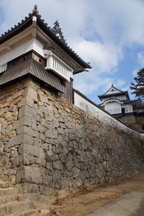 備中松山城の写真素材 [FYI04776868]