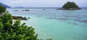 リペ島の美しい海の写真素材 [FYI04777415]