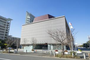 東京国際交流館の写真素材 [FYI04777832]