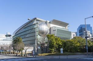 日本科学未来館の写真素材 [FYI04777834]
