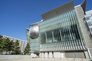 日本科学未来館の写真素材 [FYI04777844]