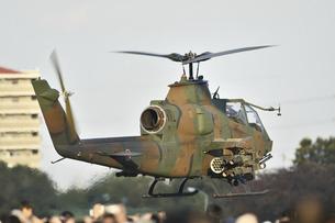 陸上自衛隊の」対戦車ヘリの写真素材 [FYI04777944]