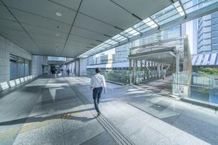 東京オフィスビルの写真素材 [FYI04778458]