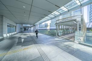 東京オフィスビルの写真素材 [FYI04778459]