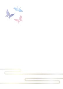 胡蝶 アゲハチョウの切り絵風デザイン 背景素材 イラストのイラスト素材 [FYI04778502]
