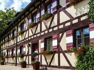 ドイツの街並みの写真素材 [FYI04778683]