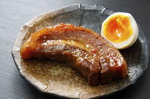 豚の角煮の写真素材 [FYI04778692]